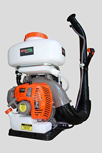 Invatech Italia New Mister Duster Mosquito Sprayer Mosquito Fogger Backpack Sprayer Cold Fogger