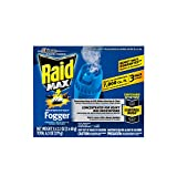 Raid Max Fogger, 2.1 OZ, 3 CT (Pack - 1)