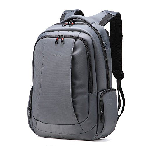 Uoobag KT-01 Business Laptop Backpack Water resistant Anti-theft Computer  Bag 15.6 Dark Gray c42917a13948f