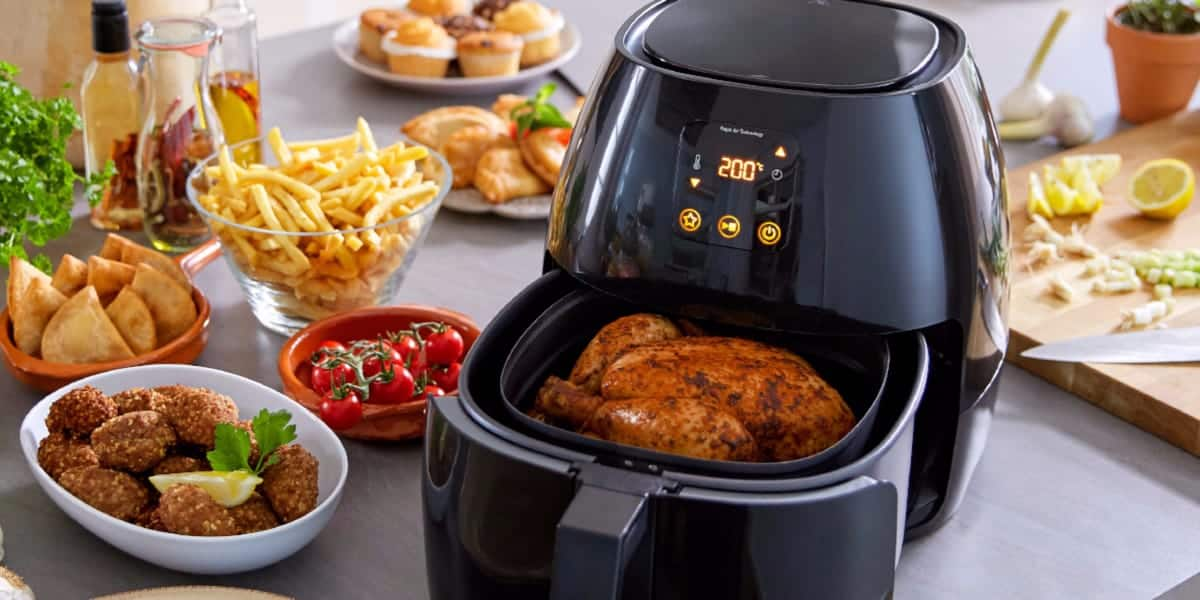 Best Rated Air Fryers 2019 Top 4 Reviews Sumo Guide