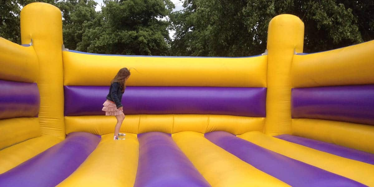 Best Rated Inflatable Bounce House 2018